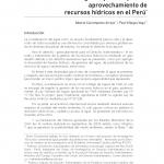 (2015) Cairampoma y Villegas - Aprovechamiento de recursos hidricos-1-1-001